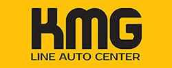 Logo KMG Line Auto Center